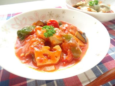 野菜と鶏肉のトマト煮.JPG